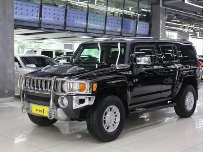 悍馬 H3  2007款 3.7L