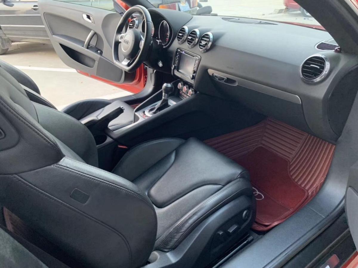 奥迪 奥迪TT  2015款 TT 45TFSI Roadster图片