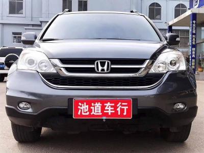 本田 CR-V  2010款 2.4L ?#36828;?#22235;驱豪华版