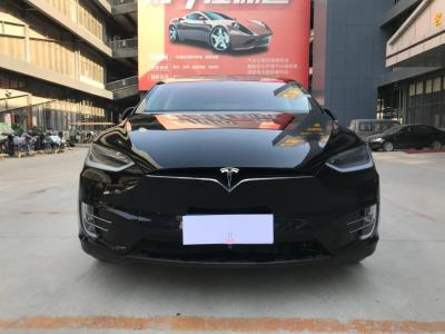 2017年4月 特斯拉 Model X 75D图片