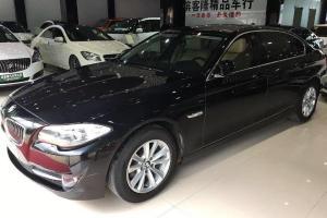 2013年8月 宝马 宝马5系 525Li 2.0T 豪华型