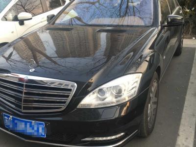 奔驰 S级  2012款 S600L 5.5T图片