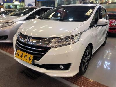 本田 奥德赛  2015款 2.4L CVT尊享版