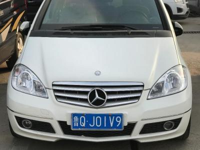 奔驰 奔驰A级  2011款 A160 1.5L CVT