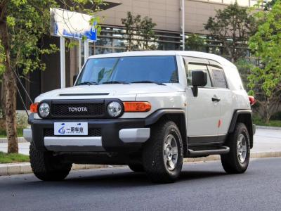 丰田 FJ 酷路泽  2010款 4.0L图片