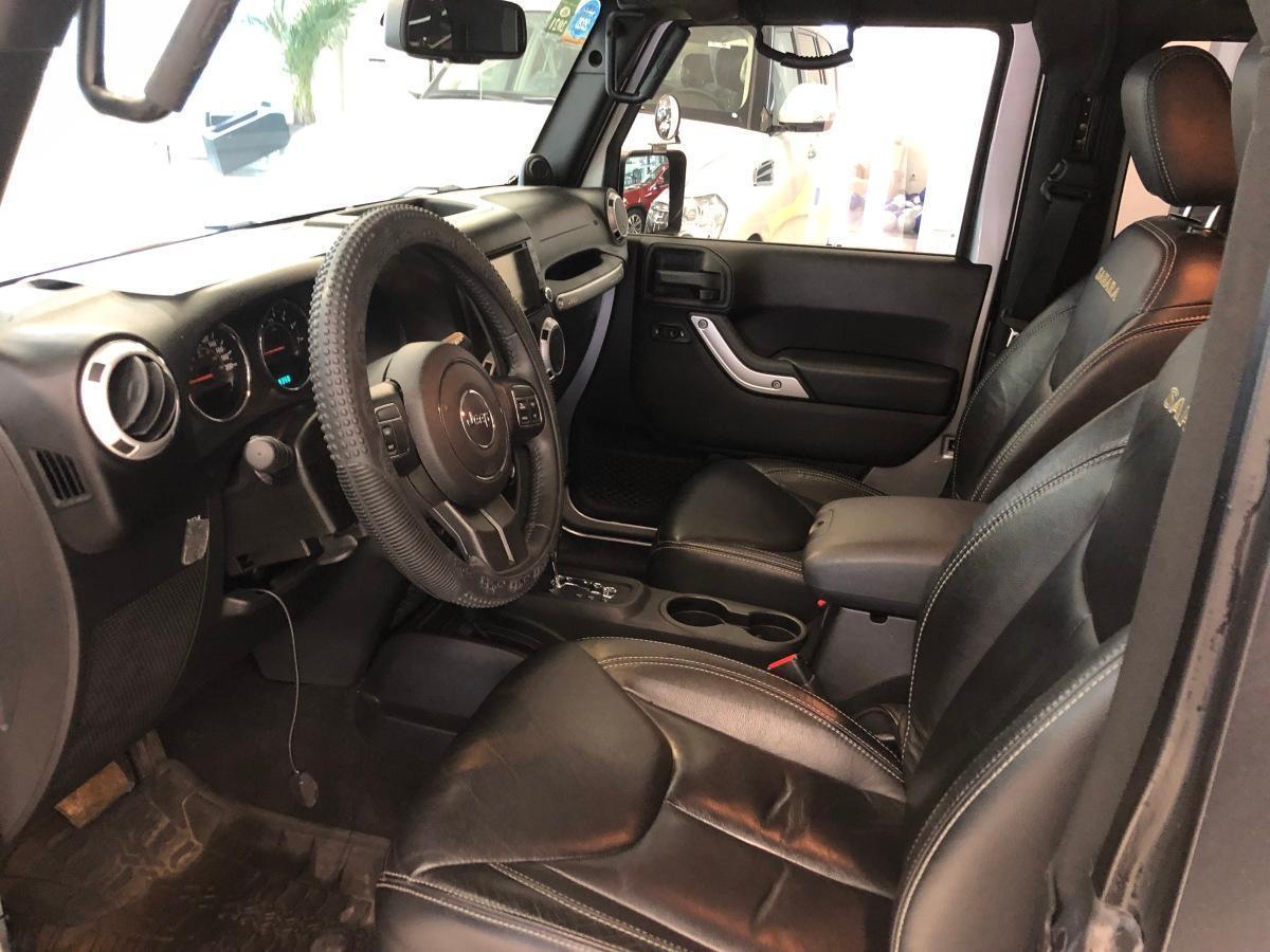 Jeep 牧马人  2013款 3.6L 两门图片