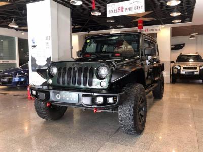 Jeep 牧马人  2011款 3.8L四门
