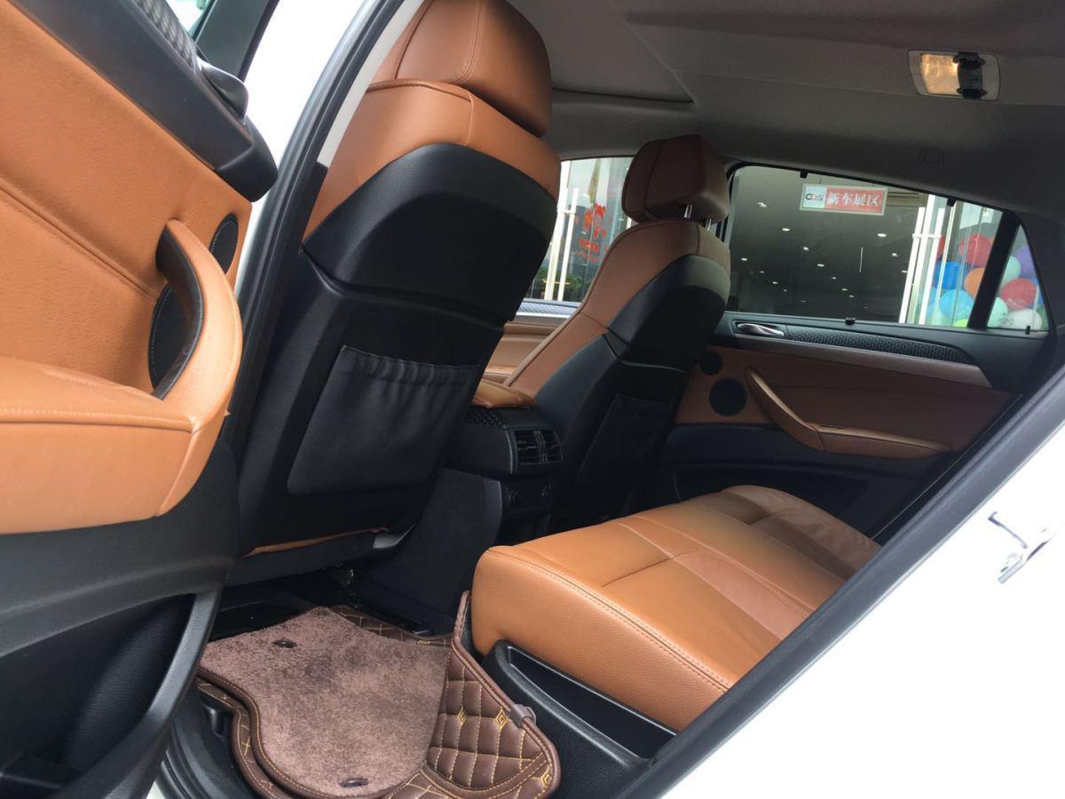 宝马 宝马X6  2013款 xDrive35i图片