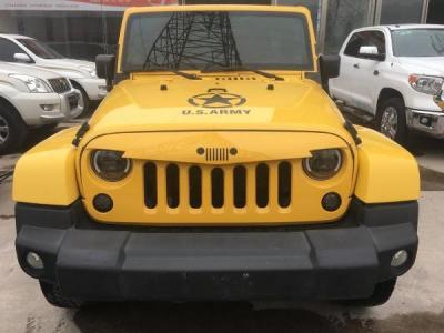 Jeep 牧马人  3.8 四门版图片