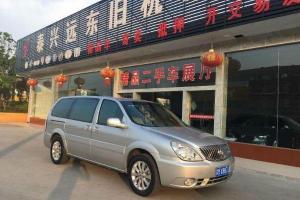 2012年11月 别克 GL8 商务车 2.4 BASE 舒适版