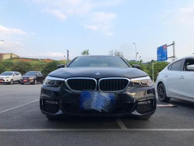 2018年9月 宝马 宝马5系(进口) 525i 2.0T M运动套装图片