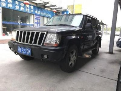 jeep 二手车 全球鹰图片