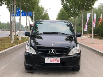 2011年6月 奔驰 威霆 2.5L 商务版图片