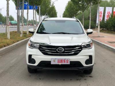 廣汽傳祺 GS4  2017款 200T G-DCT兩驅舒適版圖片
