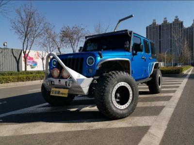 2014年9月 Jeep 牧马人(进口) 2.8TD Sahara 四门版图片