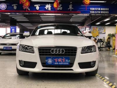 2012年1月 奥迪 奥迪A5  A5 2.0TFSI Cabriolet图片