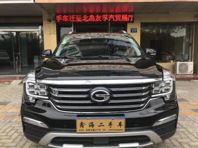 广汽传祺 GS8  2017款 320T 四驱豪华智联版?#35745;?/>                         <div class=