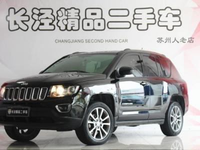 Jeep 指南者 图片