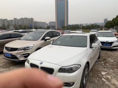 2012年9月 宝马 宝马5系  523Li 豪华型图片