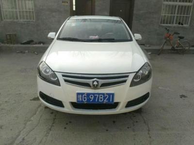 长安 CX30  1.6L 手动舒适低碳版图片