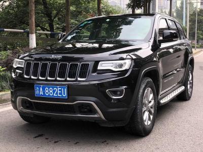 2014年10月 Jeep 大切诺基(进口) 3.6L 旗舰尊悦版图片