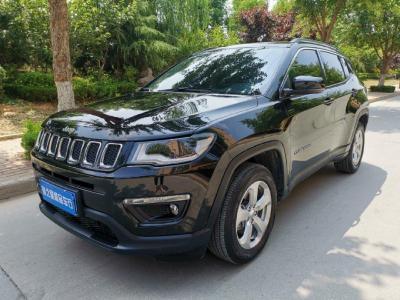 2018年9月 Jeep 指南者 200T 自动悦享版图片
