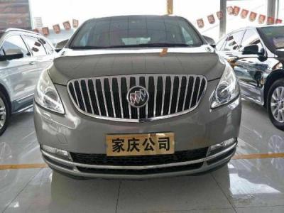 別克 GL8  2011款 3.0L GT豪華商務豪雅版圖片