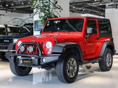 2014年3月 Jeep 牧马人(进口) 3.6L Rubicon 两门版图片