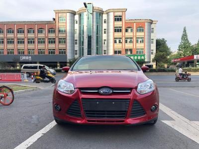 2015年6月 福特 福克斯 三厢 1.6L 自动舒适型图片