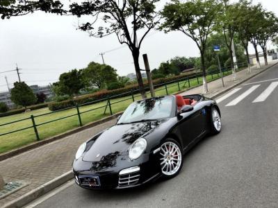 保時捷 911  2010款 Carrera Cabriolet 3.6L