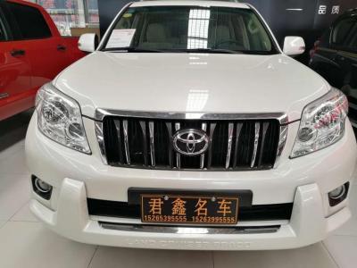 2013年10月 丰田 普拉多(进口) 2.7L 自动豪华版图片