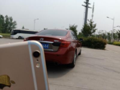 英菲尼迪 Q50  2014款 2.0T 舒适版