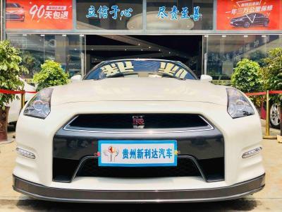 2012年7月 日产 GT-R(进口) 3.8T Premium Edition图片