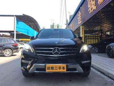 奔驰 M级  ML320 3.0T 4MATIC