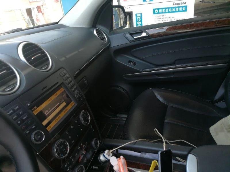 奔驰 奔驰GL550图片