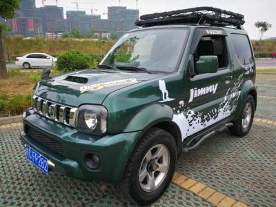铃木 吉姆尼  2015款 1.3 AT JLX导航版