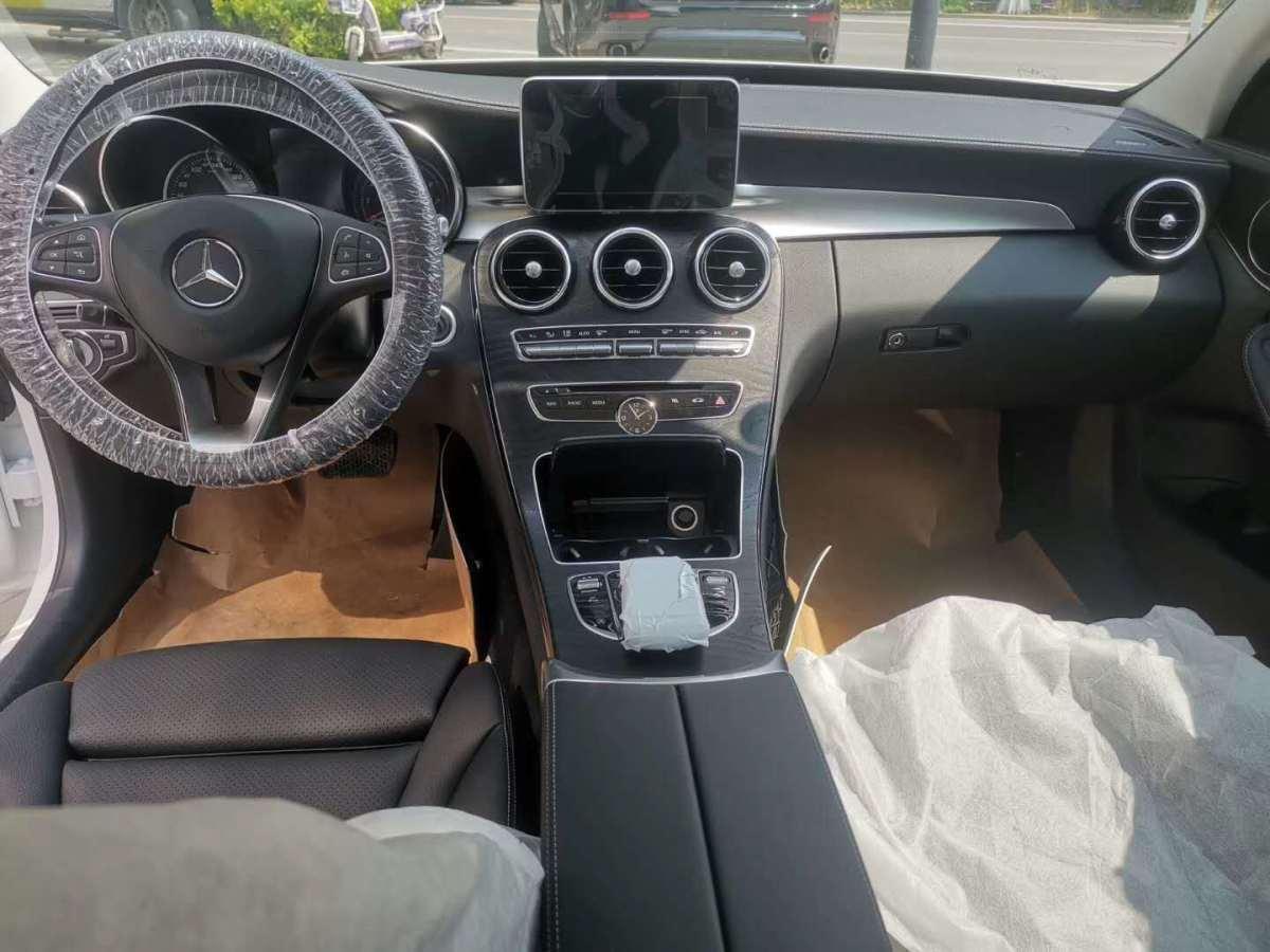 奔馳 奔馳C級  2018款 C 200 L 運動版圖片