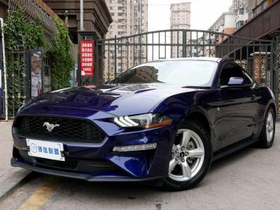 2018年10月 福特 Mustang  2.3L EcoBoost图片