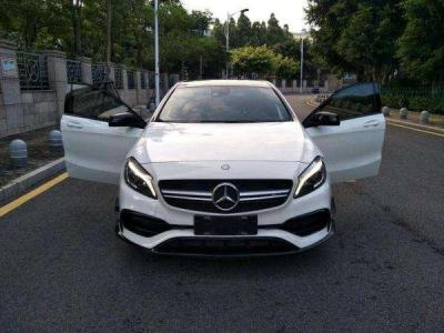 奔馳 奔馳GLA AMG  2016款 AMG GLA 45 4MATIC
