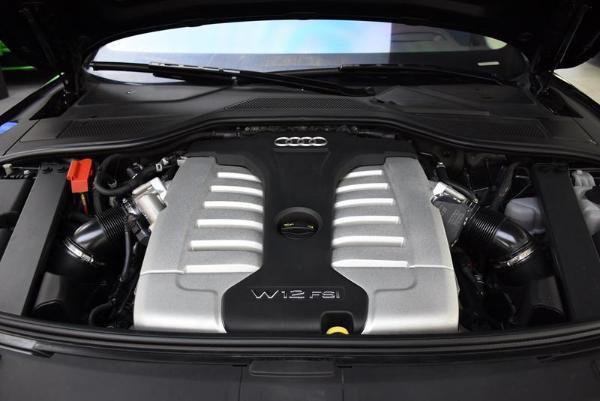 奥迪 奥迪A8  A8L W12 6.3 FSI  旗舰型图片