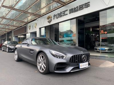 奔馳 奔馳AMG GT  2017款 AMG GT