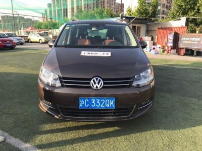 2012年7月 大众 夏朗(进口) 2.0TSI 舒适型 欧IV图片
