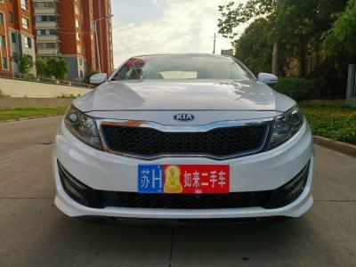 起亞 K5  2012款 2.0 DLX