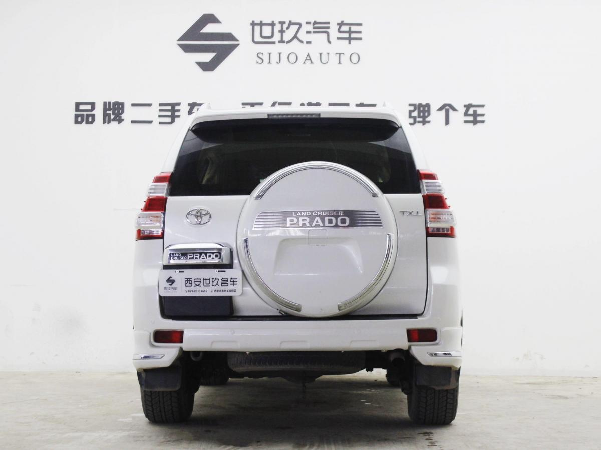 豐田 普拉多  2014款 2.7L 自動豪華版圖片