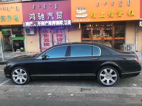 宾利 飞驰  W12 6.0T 4座图片