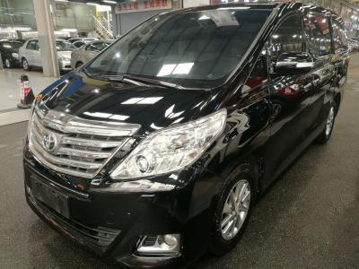 豐田 埃爾法  2012款 3.5 豪華版圖片