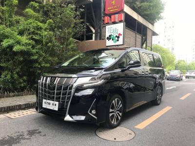 2018年11月 丰田 埃尔法(进口) 改款 3.5L 豪华版图片