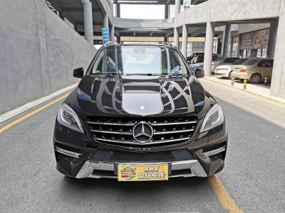 2013年5月 奔驰 奔驰M级  ML 300图片