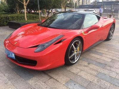 法拉利 458 Italia 4.5 中国限量版图片