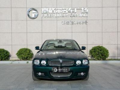 捷豹 XJ  6L 3.0 皇家加长版图片